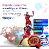 Lidyabet 133 yeni giriş adresi